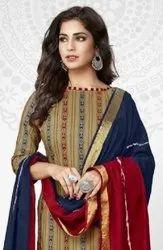 Deeptex Tradition Vol-5 Printed Premium Cotton Dress Material Catalog