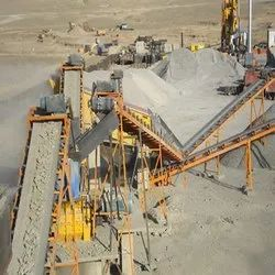 Stone Crusher Plant AMC Contract Service, For Industrial