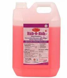 Rub-O-Rub Hand Rub / Hand Sanitizer