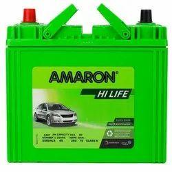 Amaron Car Battery, Capacity: 350 Va