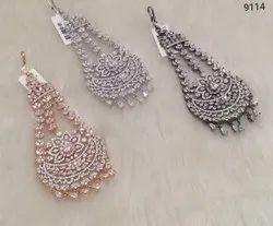 Bollywood Style Fashionable American Diamond Pasa