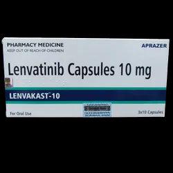 Lenvatinib Lenvakast 10 mg