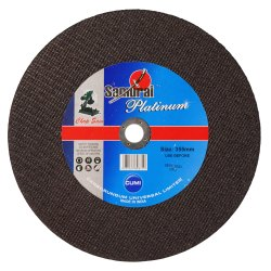 Samurai Platinum Chopsaw Thinwheel