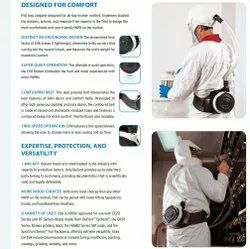 Powered Air Purifying Respirator ( PAPR )