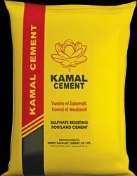 Kamal SRPC Cement, Packaging Size: 50 Kg