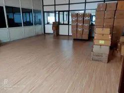 Office PVC Vinyl Sheet Flooring, Thickness: 1.5 Mm