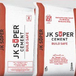 JK Super Cement, Cement Grade: 43, Packaging Size: 50kg