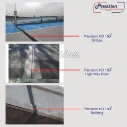 Precision- Polymers Black Expansion Joint Filler Board