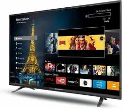 Wall Mount Marcoplus 40 INCHES SMART LED TV BLACK, 20 W, Resolution: 1920*1080