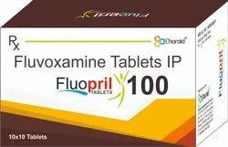Fluvoxamine 100 Mg Tablets (fluopril 100)