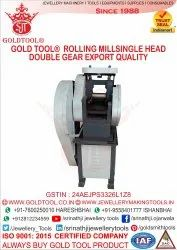 Gold Tool Premiun Quality Rolling Mill Single Head Double Head