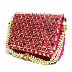 Gota Patti Hand Purse Bag