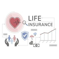 Life Insurance Service, in Pan India, 1 Year