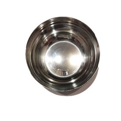 Stainless Steel Serving Bowl, For Home, Capacity: 200 Ml