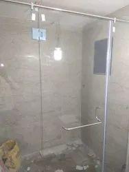 Fancy Shower Glass