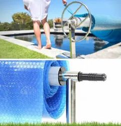Pool Cover Reel / Pool Cover Roller