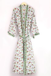 Ladies Designer Kimono Robe