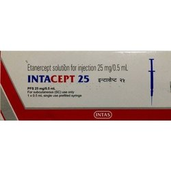 Intacept 25 mg Injection
