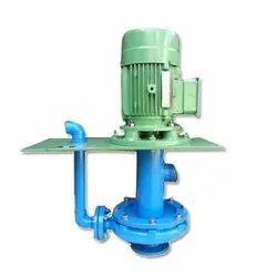 Vertical Sealless Glandless Pump