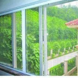 Rectangular Sliding Mosquito Net Window