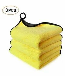 Microfiber Car Cleaning Cloth for Detailing & Polishing 800 GSM