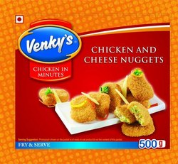 Chicken And Cheese Nuggets 500gm