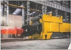 Railbound Forging Manipulators