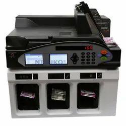 Note Sorting Machine 2 plus 1 pocket