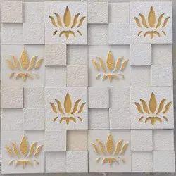 Mint White Wall Cladding