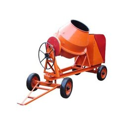 Hand Feed Concrete Mixer Machine