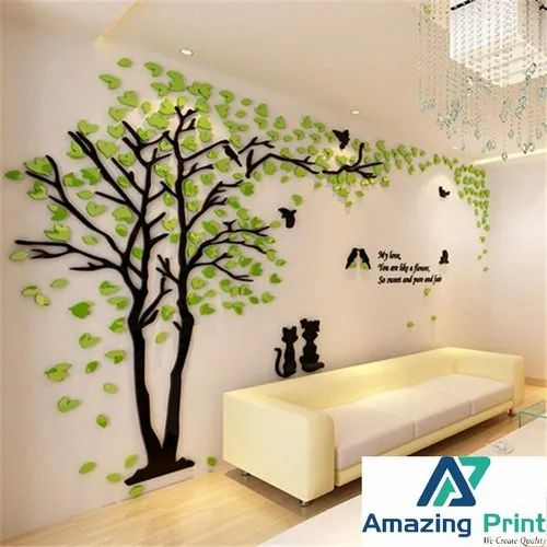 Pvc Vinyl Modern Wall Stickers For, Living Room Wall Decals