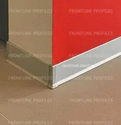 80 mm Modular Aluminium Skirting