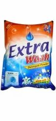 Jasmine Extra Wash Detergent Powder, For Laundry, Packaging Type: Plastic Packet