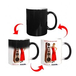 Ceramic Magic Caramic Coffee Cup, Packaging Type: Box, Size: 250 Ml