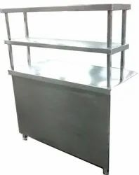 Stainless Steel Pickup Counter