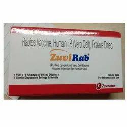 Zubirab Rabies Vaccine