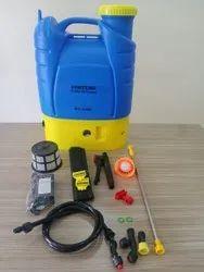 Huge Demand Blue Yellow Color Comfortable 16l Agriculture Sprayer Pump