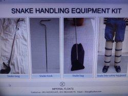 Snake Safety Equipment