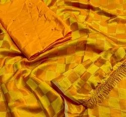 Riyan Weaving Ladies Sana Silk Designer Saree, With Blouse Piece, 6.3 Mtr