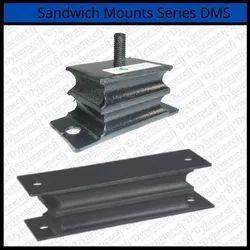 Sandwich Rubber Mount