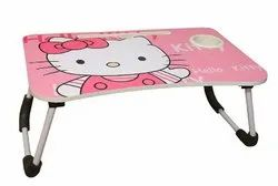 Laptop Table For Kids (Hello Kitty)