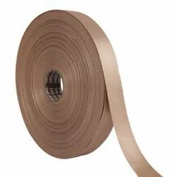 Double Satin NR - Peanut Brown Ribbons25mm/1 Inch 20mtr Length