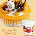 Blossom Orange Glazing  Big Gel