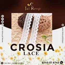 Saree Crosia Lace
