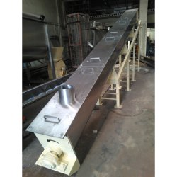 Shafted Screw Conveyor