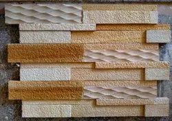 8 Mm Rectangle Stone Wall Cladding