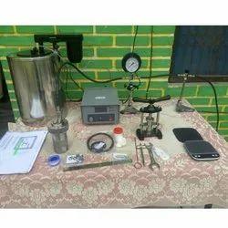 Oxygen Bomb Calorimeter (Model - A)