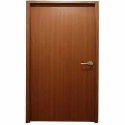 Wooden Laminate Interior Flush Door