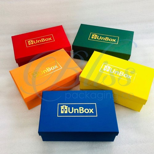 Plain Kappa Multicolor Gift Boxes