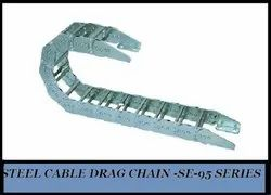 STEEL CABLE DRAG CHAIN -SE-95 SERIES